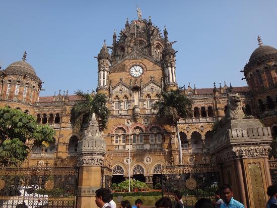 Interior - Picture of Chhatrapati Shivaji Terminus, Mumbai ...  Interior - Pict...