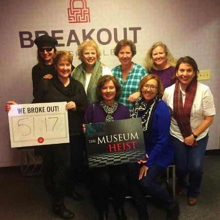 Breakout Nashville Escape Games