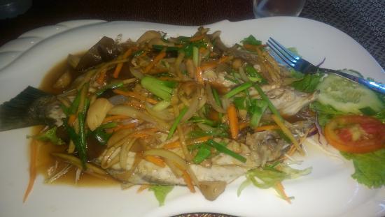 The Fish Restaurant  (Mae Nam)