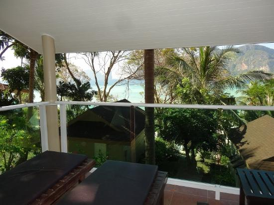 Phi Phi Bayview Resort: 部屋からの眺め