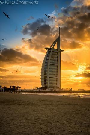 Dubai, United Arab Emirates: Burj Al Arab