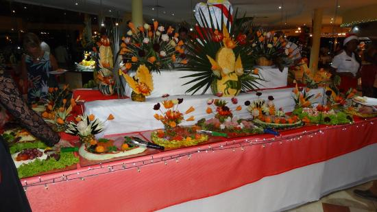 Buffet nouvel an photo de grand palladium punta cana resort spa punt - Idee buffet nouvel an ...