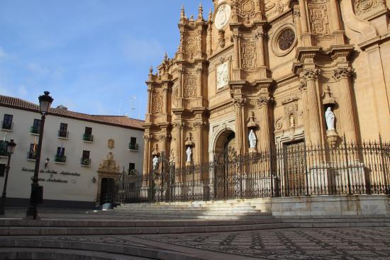 Visita Guadix: Guadix, собор