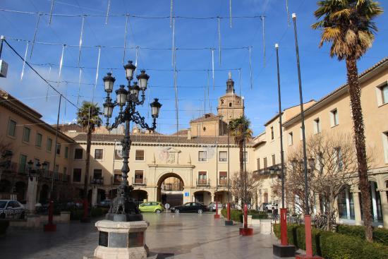 Visita Guadix: Guadix, очень красивая площадь