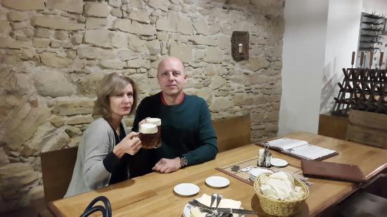 Cerny Orel Hotel & Penzion: 20160113_170845_large.jpg