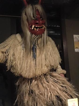 Akita Dining Namahage Ginza: Namahage