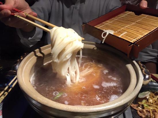 Akita Dining Namahage Ginza: Vegi hotpot