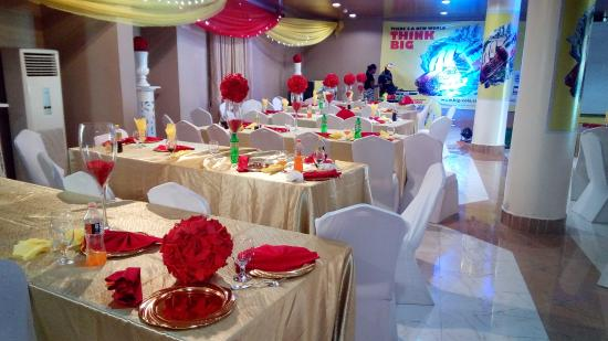 Also Your Wedding Reception Can Take Place The Banquet Hall Of