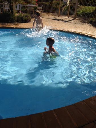 The Vines, أستراليا: Condominium pool toddler area