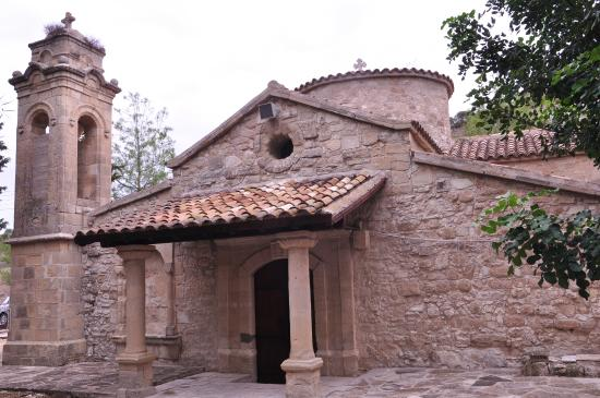 Distrito de Pafos, Chipre: Church Seen from SE