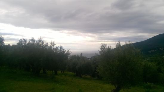 San Giovanni a Piro, Włochy: vista