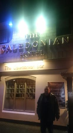 Caledonian Hotel: Zadowolony - bo już zamówiłem