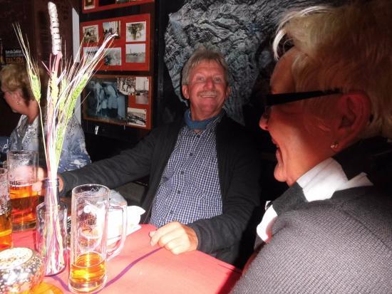 Tapas Bar Capaco : Rudi und Heike
