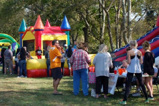 Hendersonville, TN: Bouncy Houses!