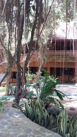 Alona Tropical Beach Resort: Our room