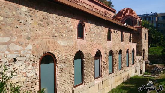 Iznik, Turkey: İznik Ayasofya (Orhan Camii)
