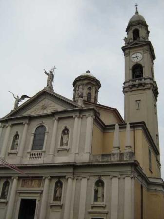 chiesa di lomazzo