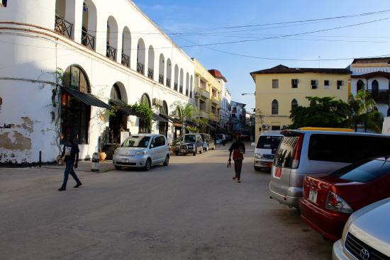 Princess Salme Inn: Shopping Streets - Stone Town