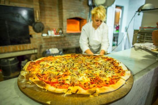 Capannoli, Italia: Il pizzone
