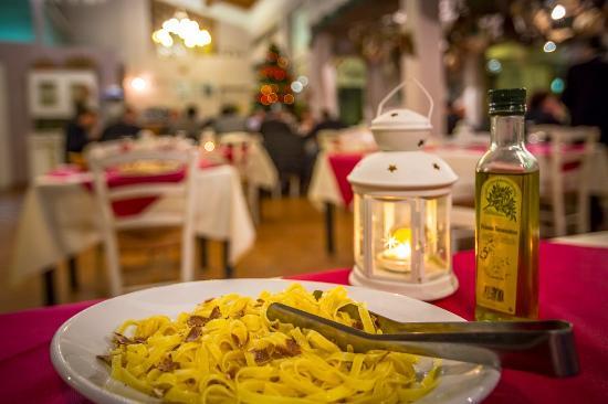 Capannoli, Italia: Tagliolino al tartufo