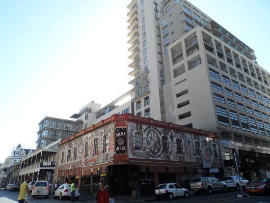 Cape Towns centrum, Sydafrika: Long Street  |   Cidade do Cabo Central, África do Sul