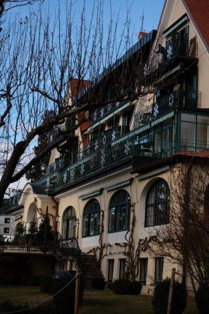 Soprabolzano, Italien: Parkhotel Holzner