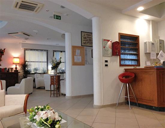 Hotel Zonzini : hall