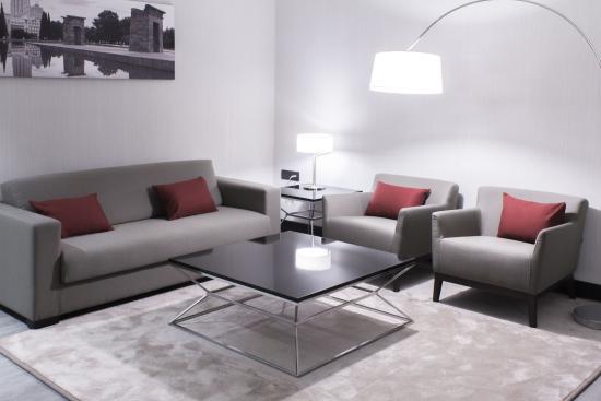 Novotel Madrid Center: Habitación Ejecutiva con Salón lobby