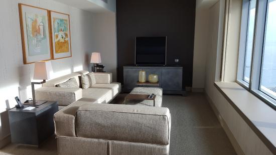 suite living room picture of hotel arts barcelona barcelona rh tripadvisor ca