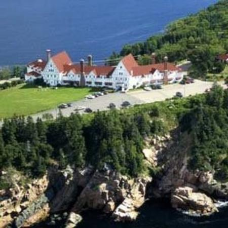 Keltic Lodge Resort & Spa: Keltic Lodge Aerial