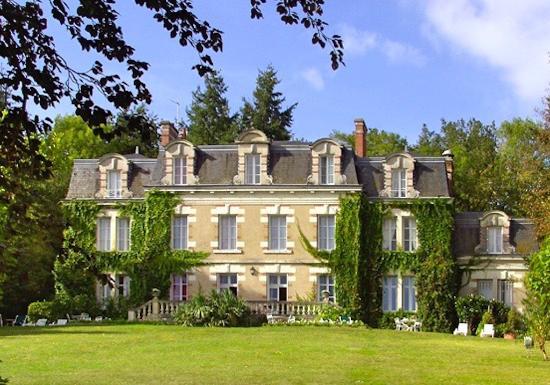 Hotel Chateau des Tertres