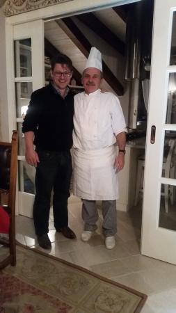 Scala, İtalya: The Master Chef