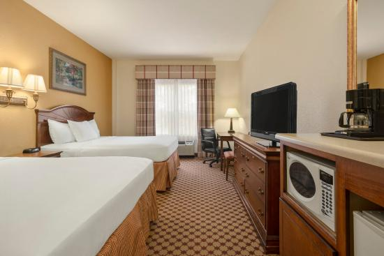 Country Inn & Suites by Carlson - Valdosta: Guest Room