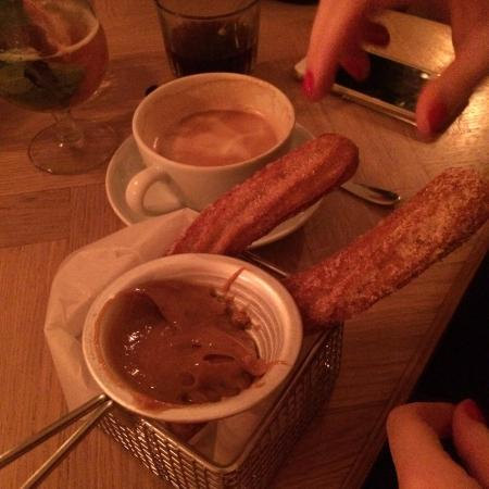 Supper Are: Churros/Dulche!