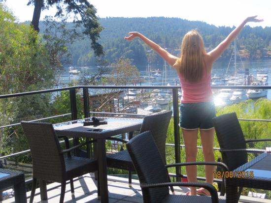 Brentwood Bay Resort & Spa: dining
