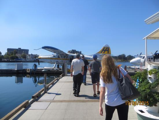 Brentwood Bay Resort & Spa: walking around