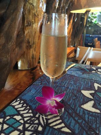 Paia, Hawái: Champanhe com charme