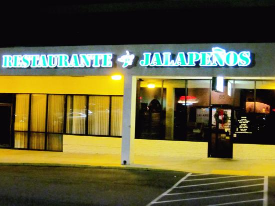 Jalapeno's Restaurant - Annapolis, MD 21401 (08/Dec/15).