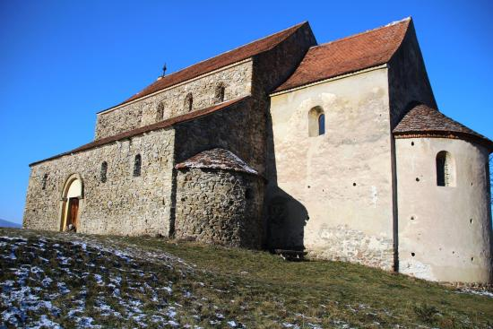 Cisnadioara Fortified Church