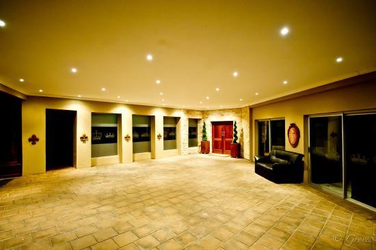 Centurion, Sør-Afrika: Entrance