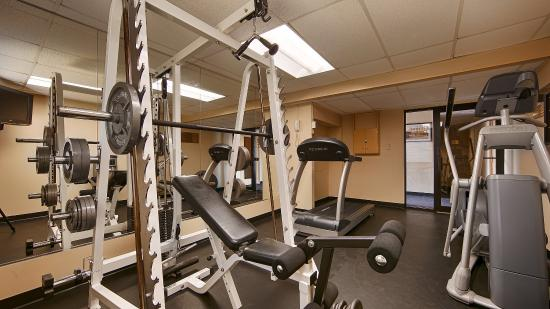 BEST WESTERN Annapolis: Fitness Center