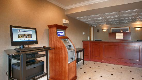 Best Western Annapolis: Business Center