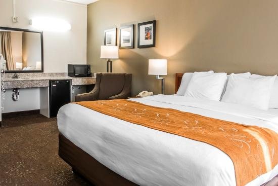 Grandville, MI : Guest room