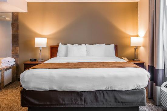 Grandville, Мичиган: Guest room
