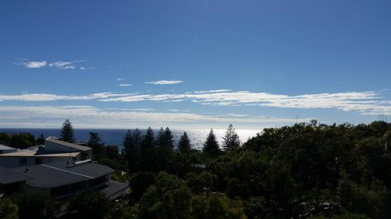Sunshine Beach, Australia: View from room