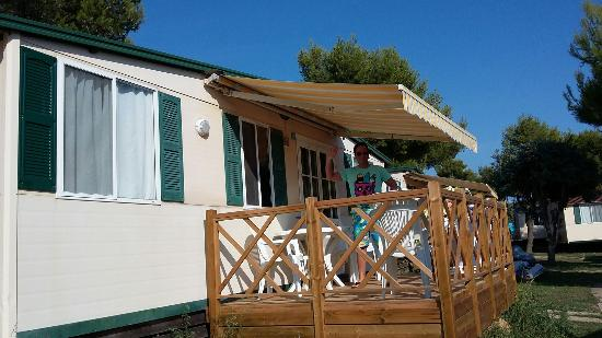 Banjole, Croacia: Camping Village Indije