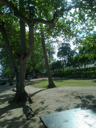 Tambuli Beach Club West Hotel: Calm