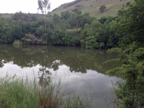 Bronkhorstspruit, Sudáfrica: Wilge River