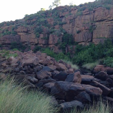 Bronkhorstspruit, Sudáfrica: A lovely mtb ride to get here