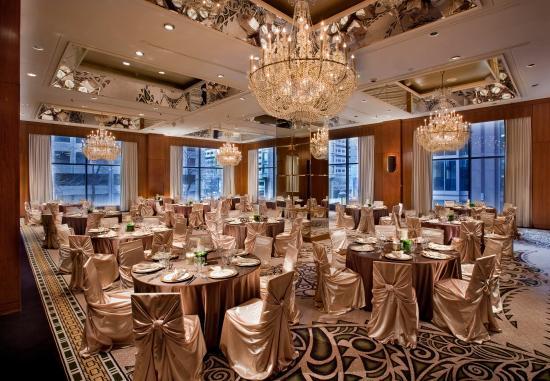 Hotel Omni Mont-Royal: Salon Pierre de Coubertin